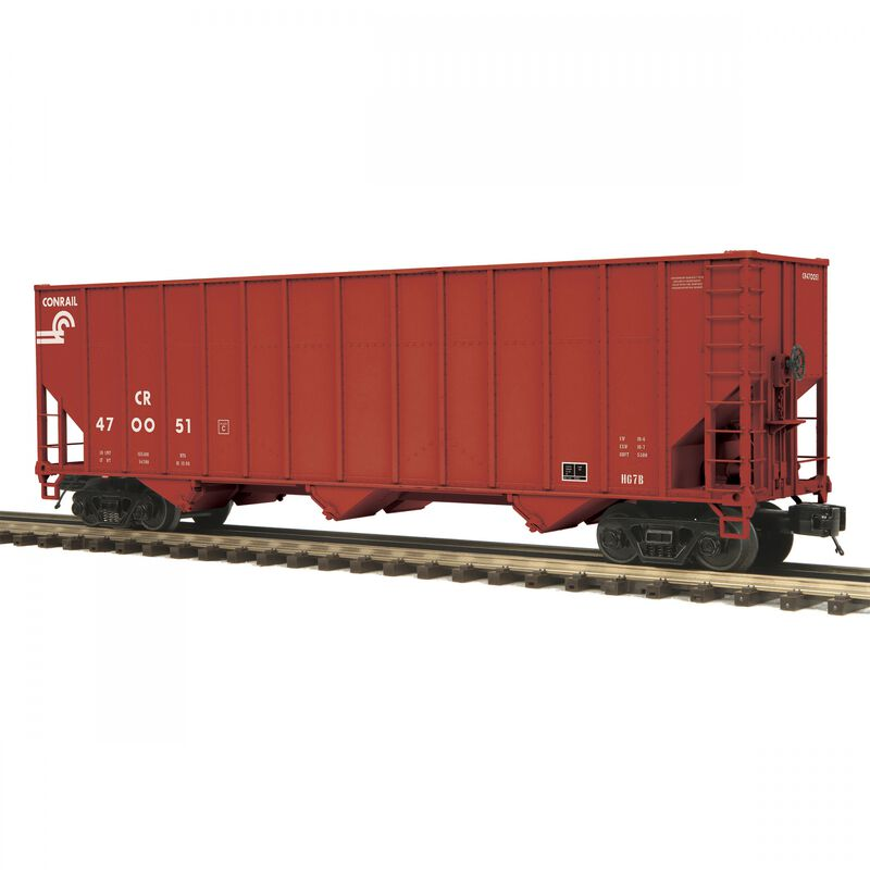 O Coke Hopper Car CR #470051