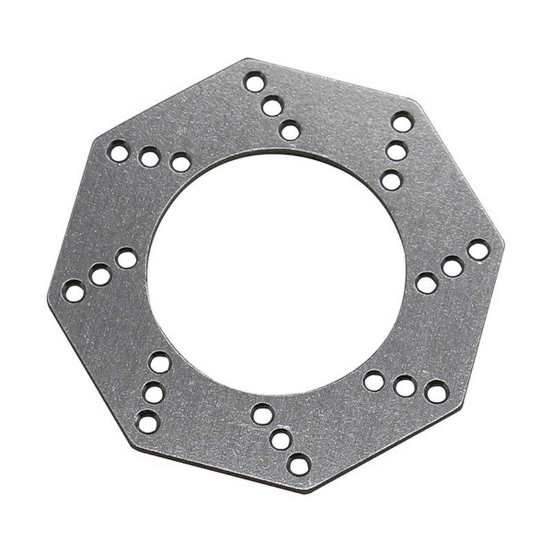 Aluminum Hex Slipper Clutch Pads (1): ARRMA 1/10