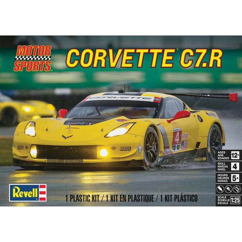 1/25 Chevrolet Corvette C7.R