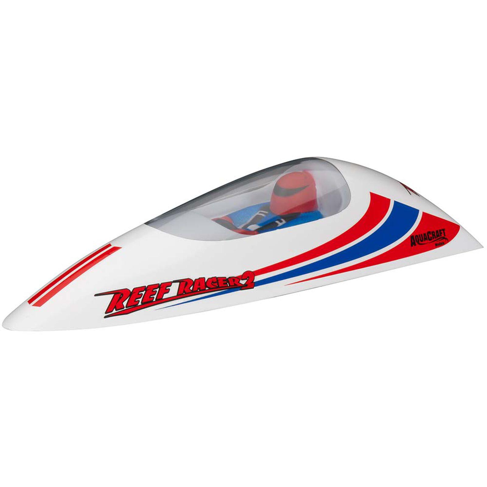 Hatch, White: Reef Racer 2