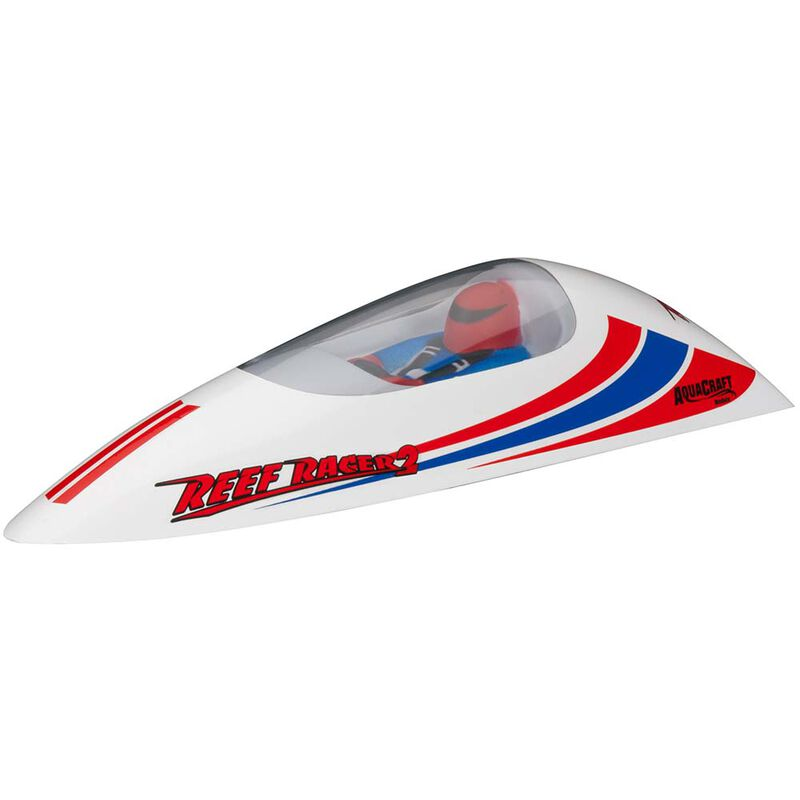Hatch, White: Reef Racer 2