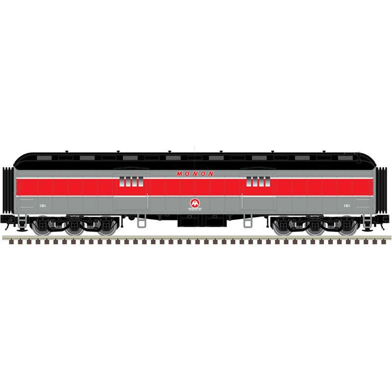 O TrainMan 60' Baggage Monon