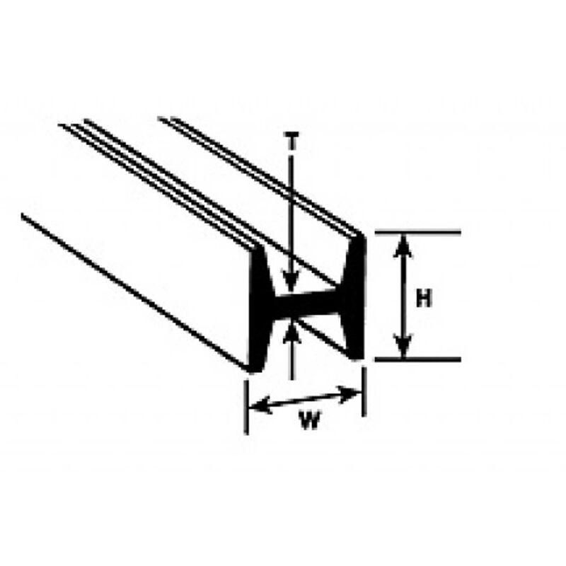 "HFS-10 H Column,5/16"" (5)"