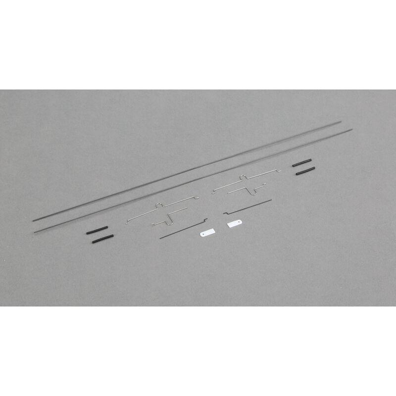 Pushrod Set: UMX J-3 BL