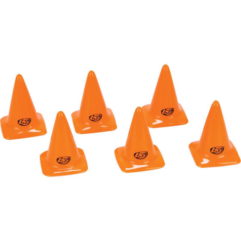 """Course/Track Cones, Orange 2.75"""" (6)"""