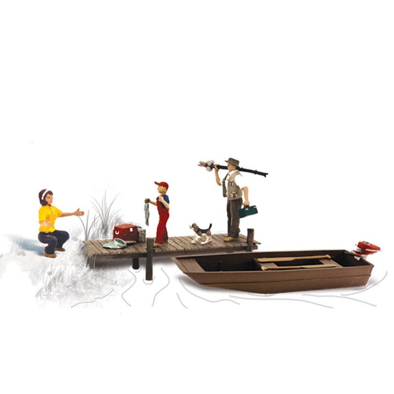 HO Family Fishing