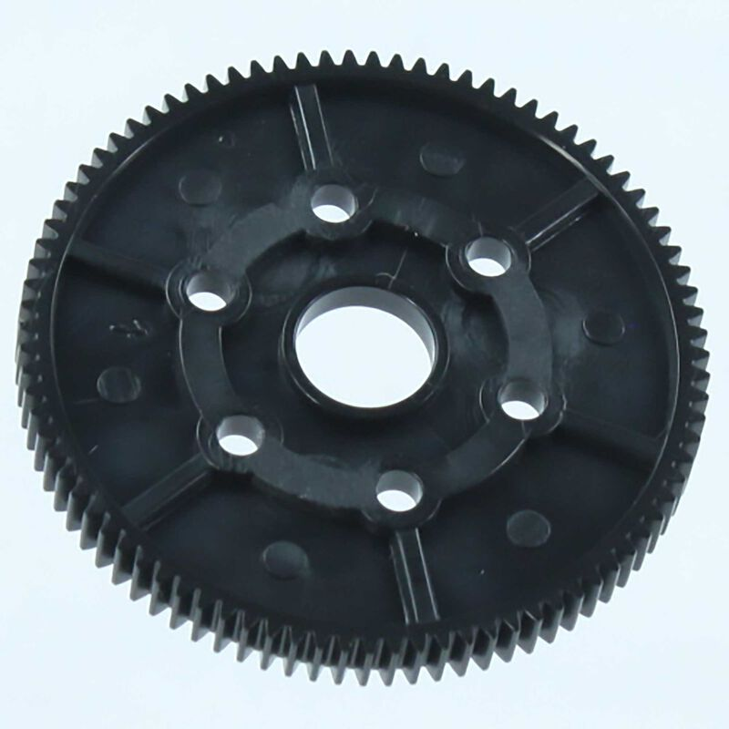 Spur Gear, 87T for 18024: Everest 10