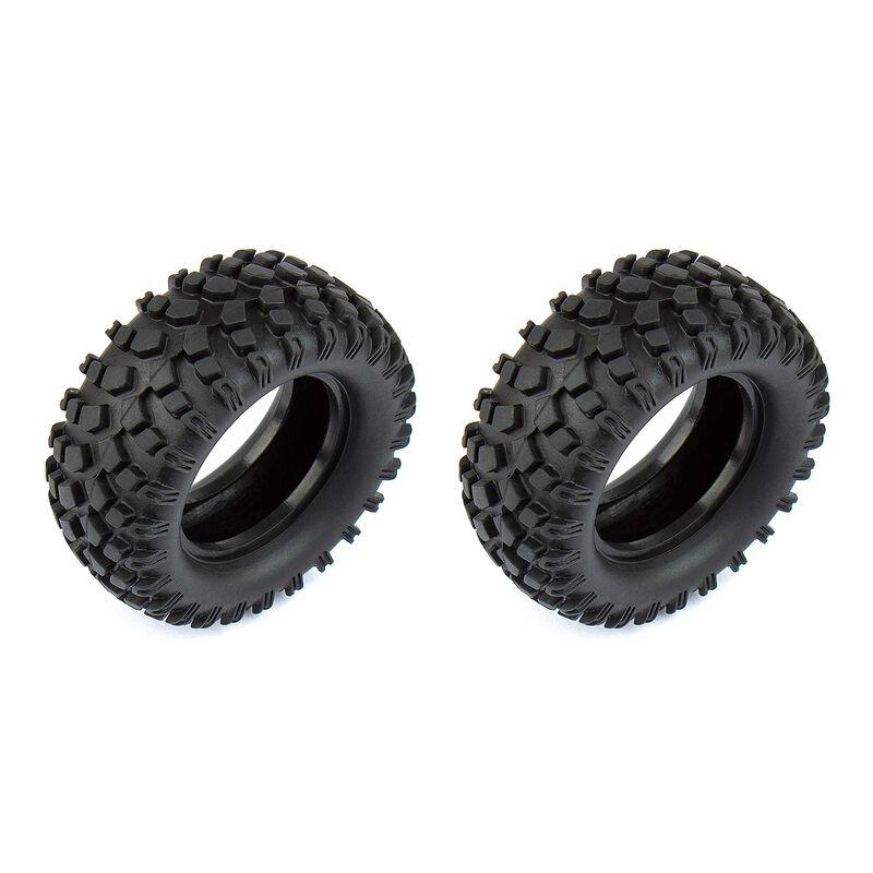 1/12 Tires (2): CR12 Tioga