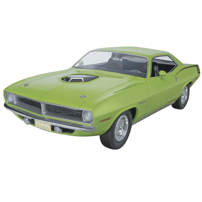 1 25 '70 Plymouth Hemi Cuda 2 'n 1
