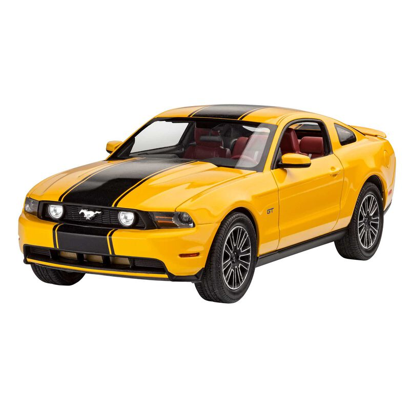 1 25 2010 Ford Mustang GT