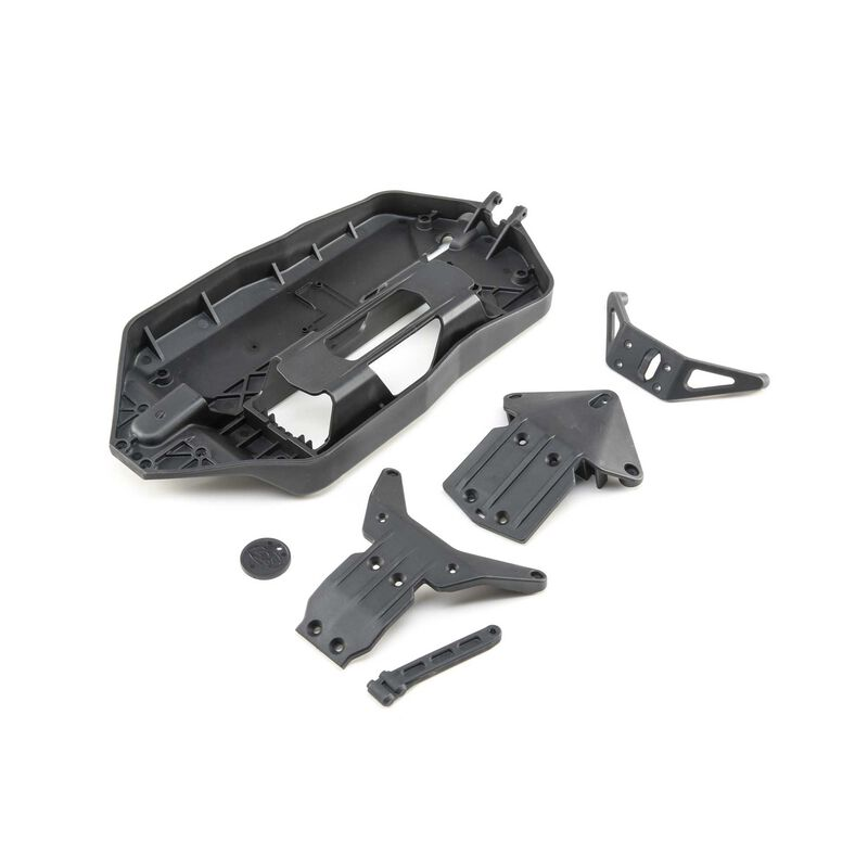 Chassis and Skid Plates: TENACITY MT