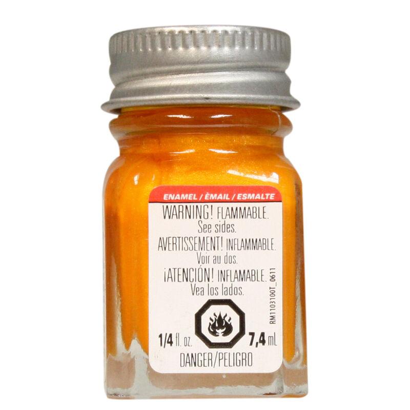 Enamel 1/4 oz Turn Signal Amber