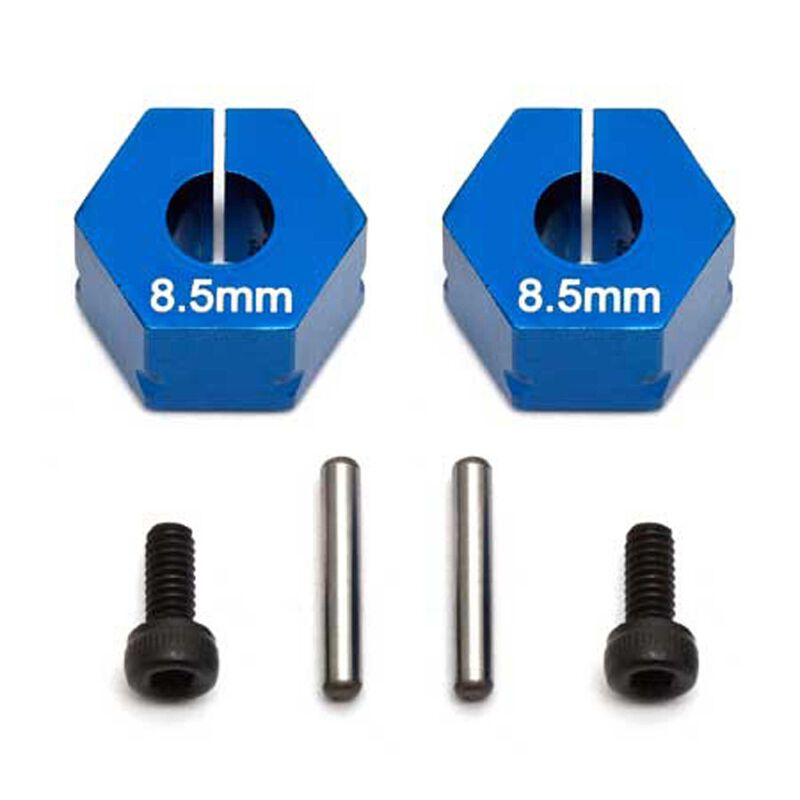 Factory Team Clamping Wheel Hexes 8.5mm