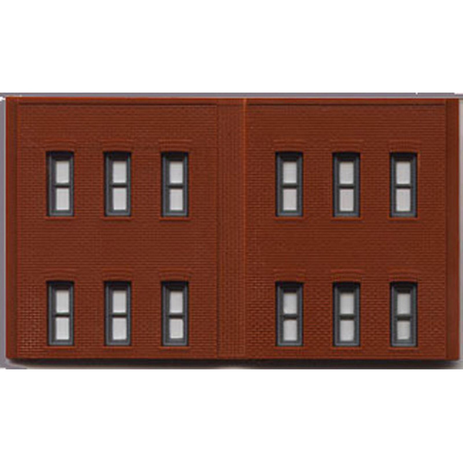 N DPM 2 Story Wall/12 Windows (3)