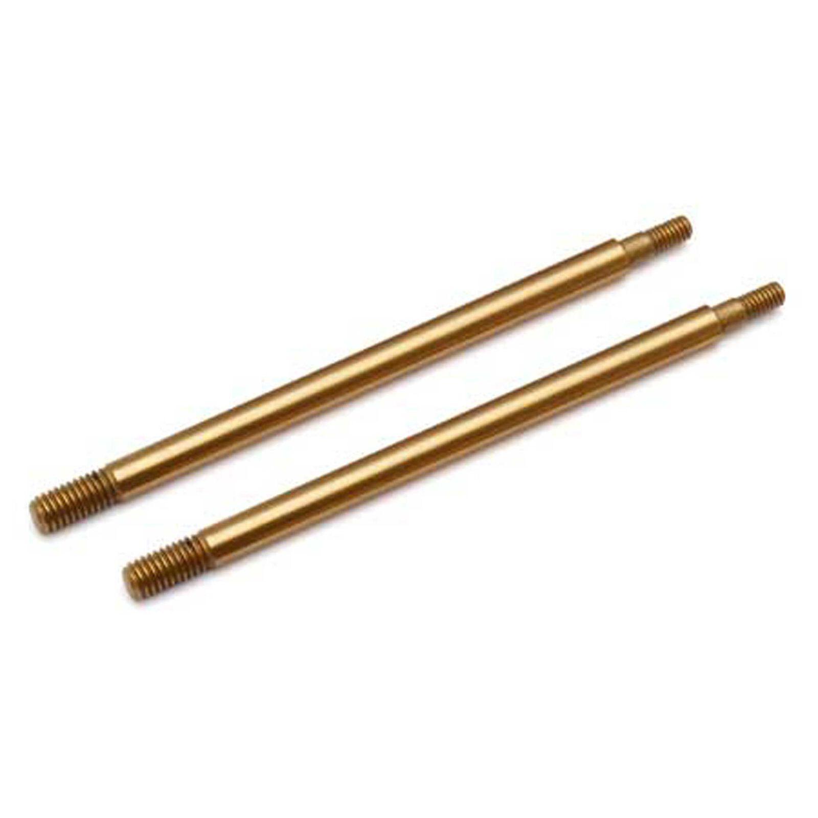 TiN Shock Shafts, 3.5x39.5 mm (2): RC8B3