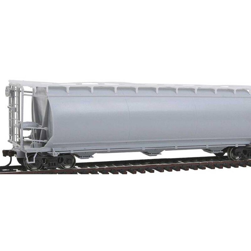 O ACF 3-Bay Cylindrical Hopper, Undecorated