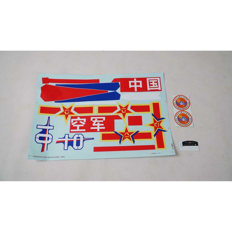 Decal Sheet: CJ-6 V2