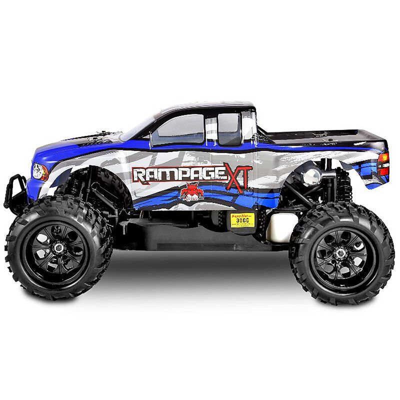 1/5 Rampage XT 4WD Gas Monster Truck RTR, Blue