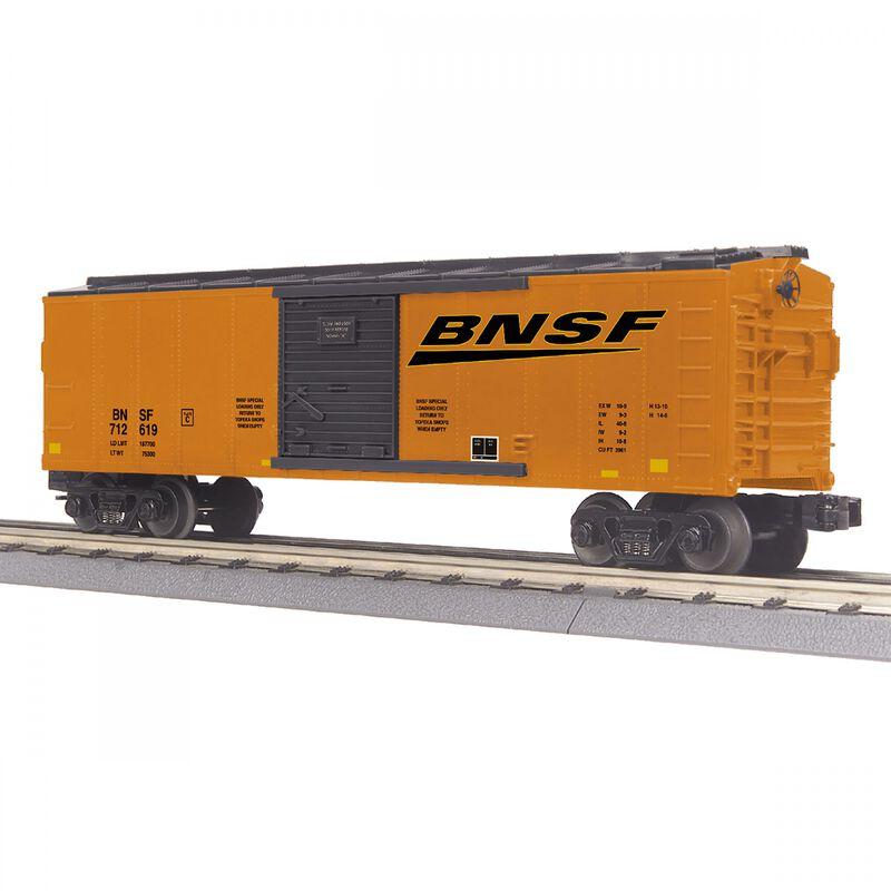 O-27 Box BNSF