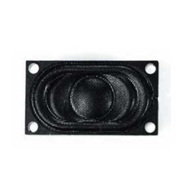 8 Ohm Speaker 35mm x 16mm Oval
