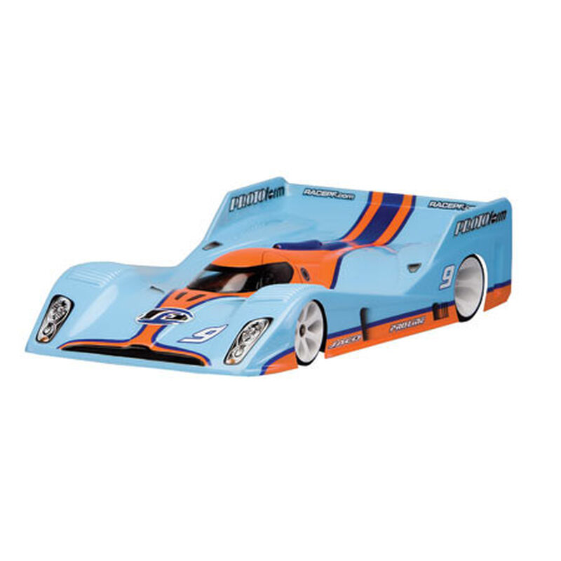 1/12 AMR-12 Lightweight Clear Body: On-Road Cars