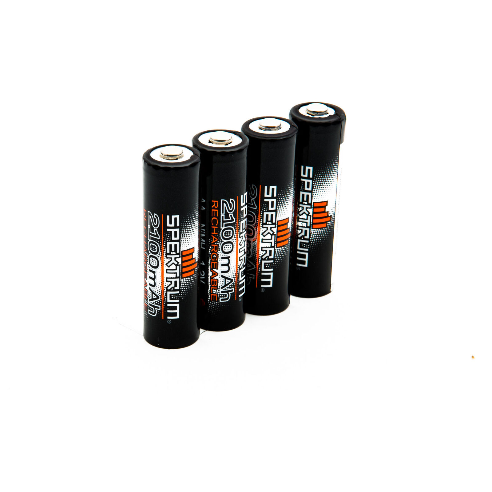 1.2V 2100mAh AA NiMH Batteries (4)