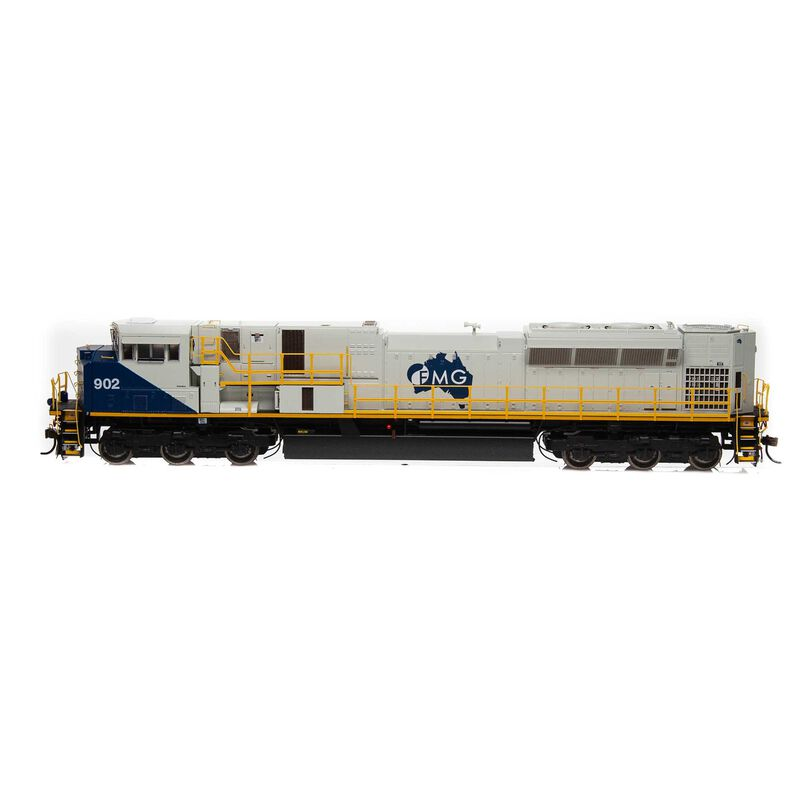 HO G2 SD90MAC-H Phase II with DCC & Sound, FMG #902