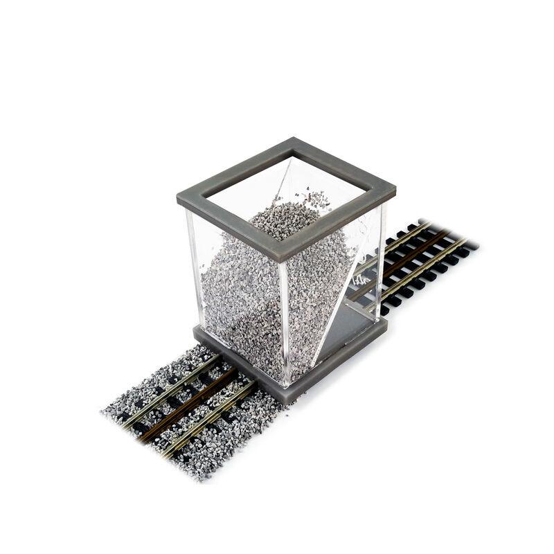 O 3-Rail Ballast Spreader