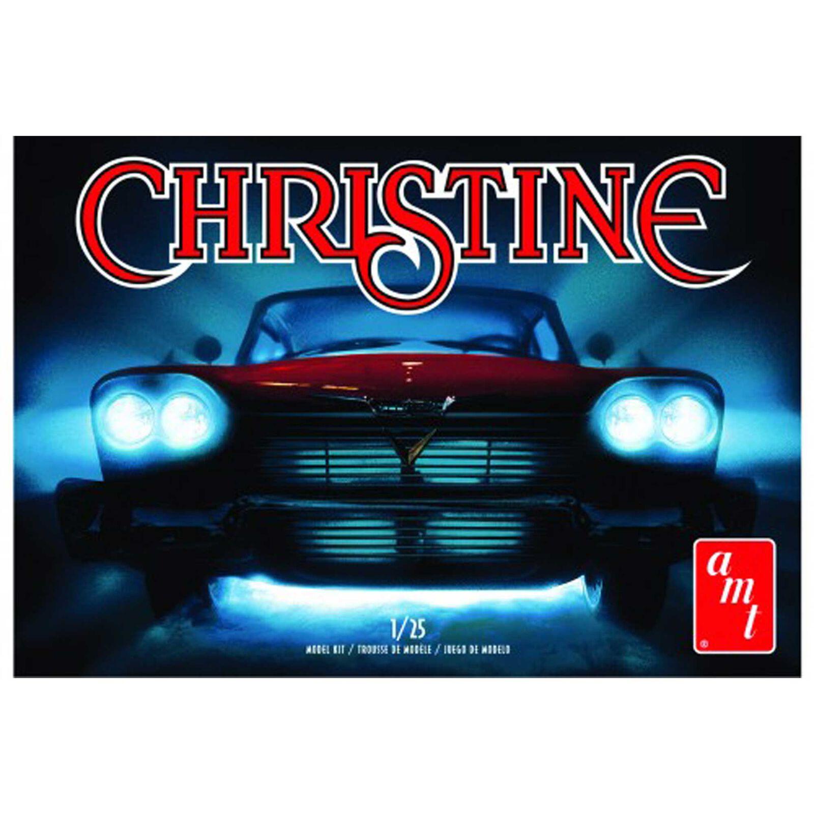 "1/25 '58 Plymouth ""Christine"""