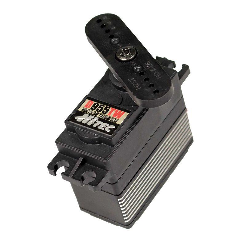 D955TW Standard Digital Monster Torque Titanium Gear Servo