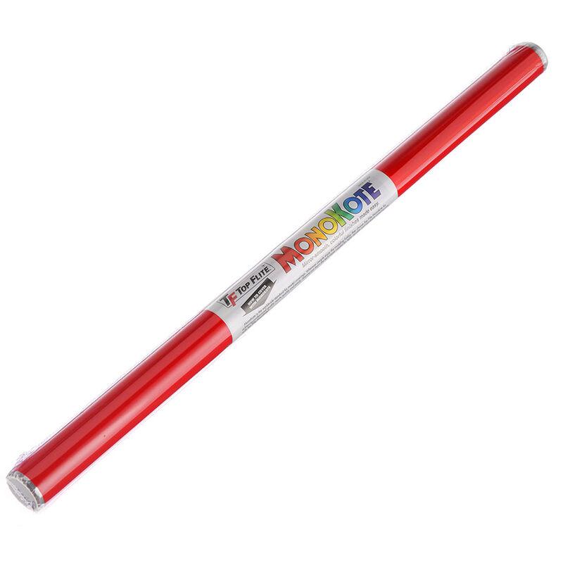 MonoKote Missile Red 6'