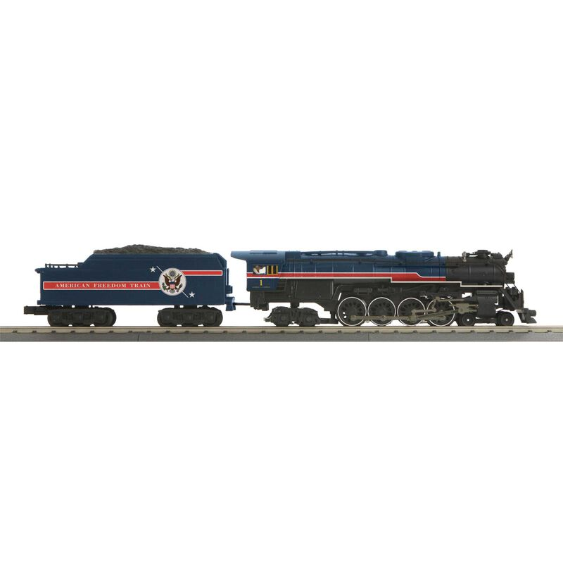 O-27 Imperial 4-8-4 J with PS3 American Freedom #1