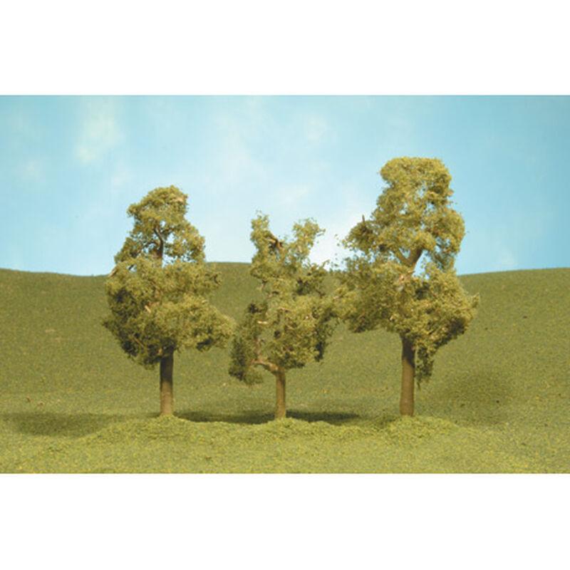 """Scenescapes Sycamore Trees, 3-4"""" (3)"""