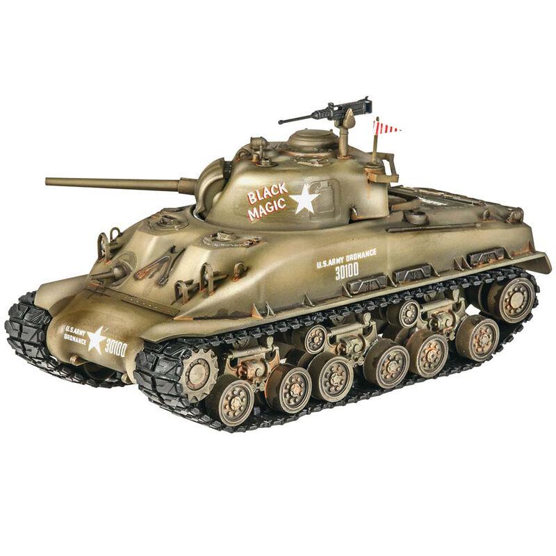 1/35 M4 Sherman Tank
