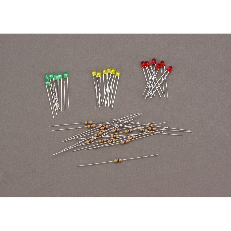 3mm LED Assortment (18)