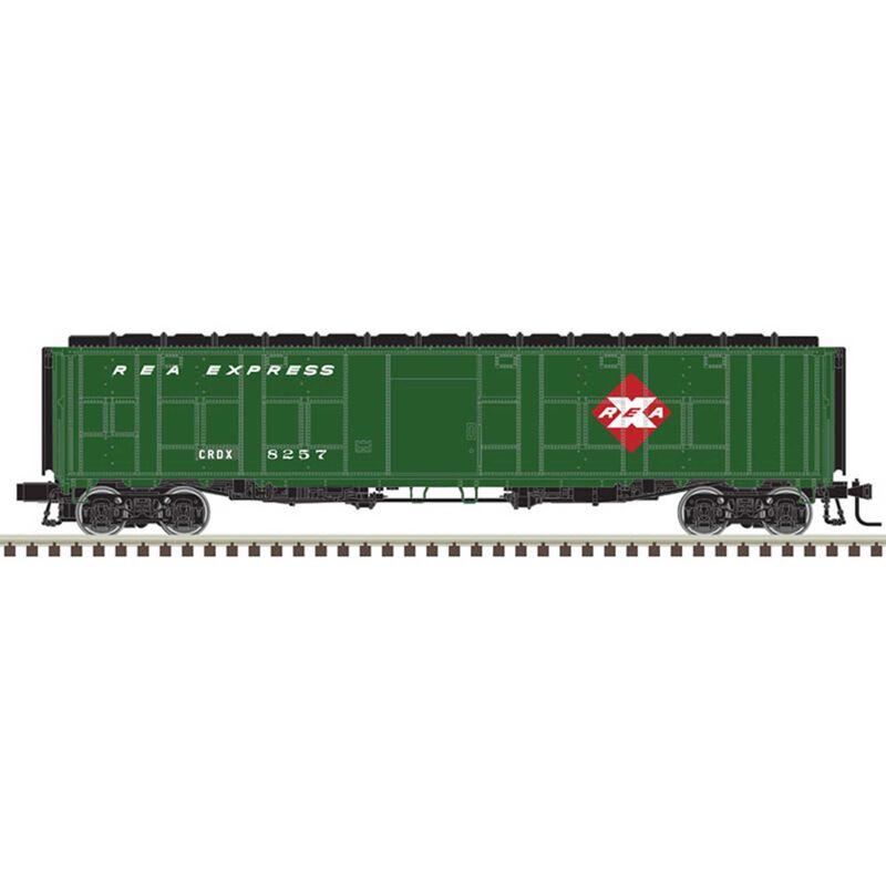 OScale Troop Series Car 2-Rail Railway Exp (CRDX)