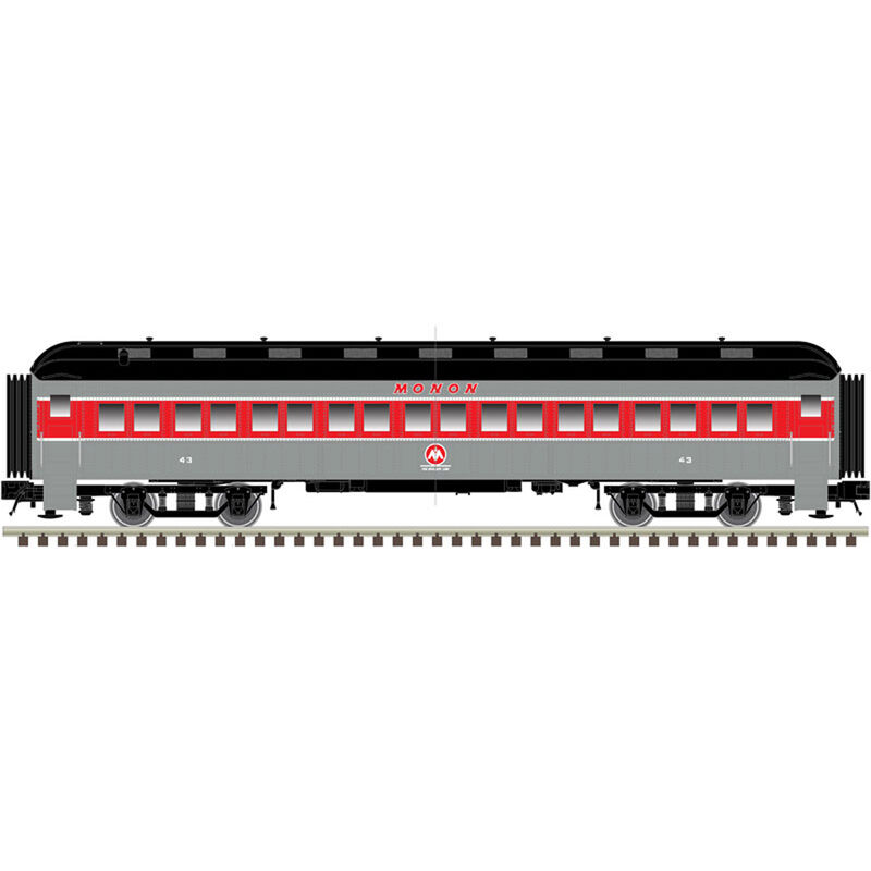 O TrainMan 60' Coach Monon