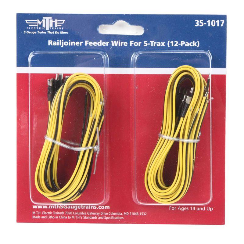 S S-Trax Railjoiner Feeder Wire (12)