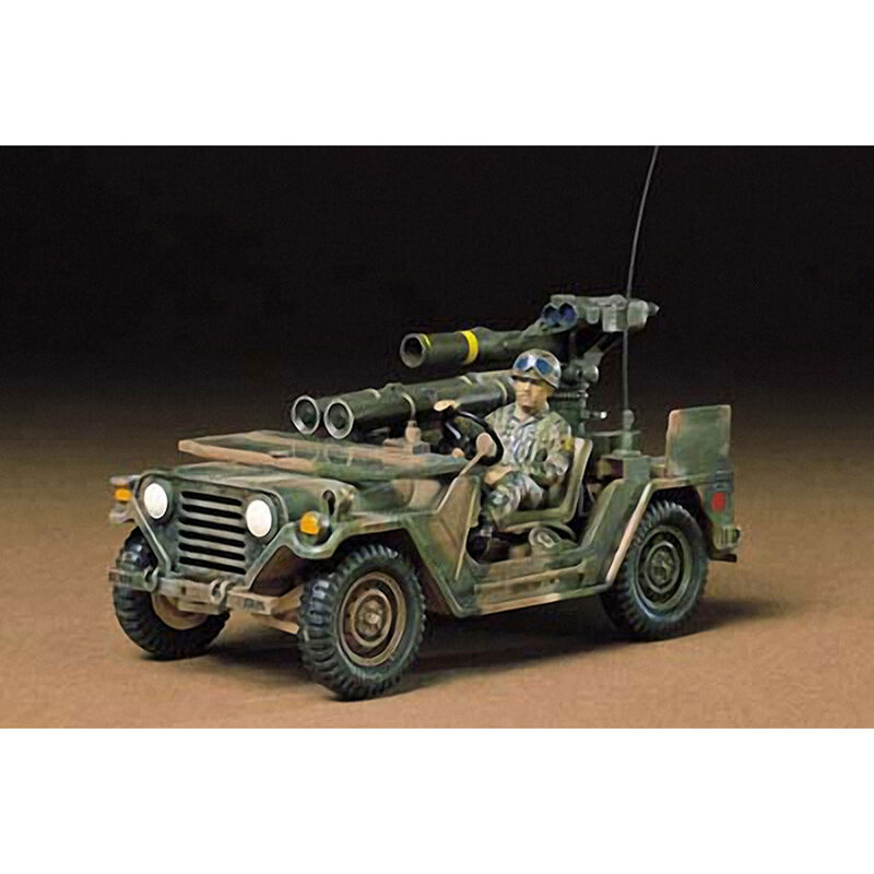 1/35 M151A2 with Missle Launcher