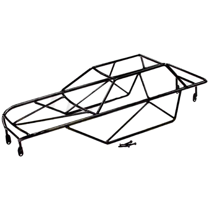 Steel Roll Cage: TMX 3.3