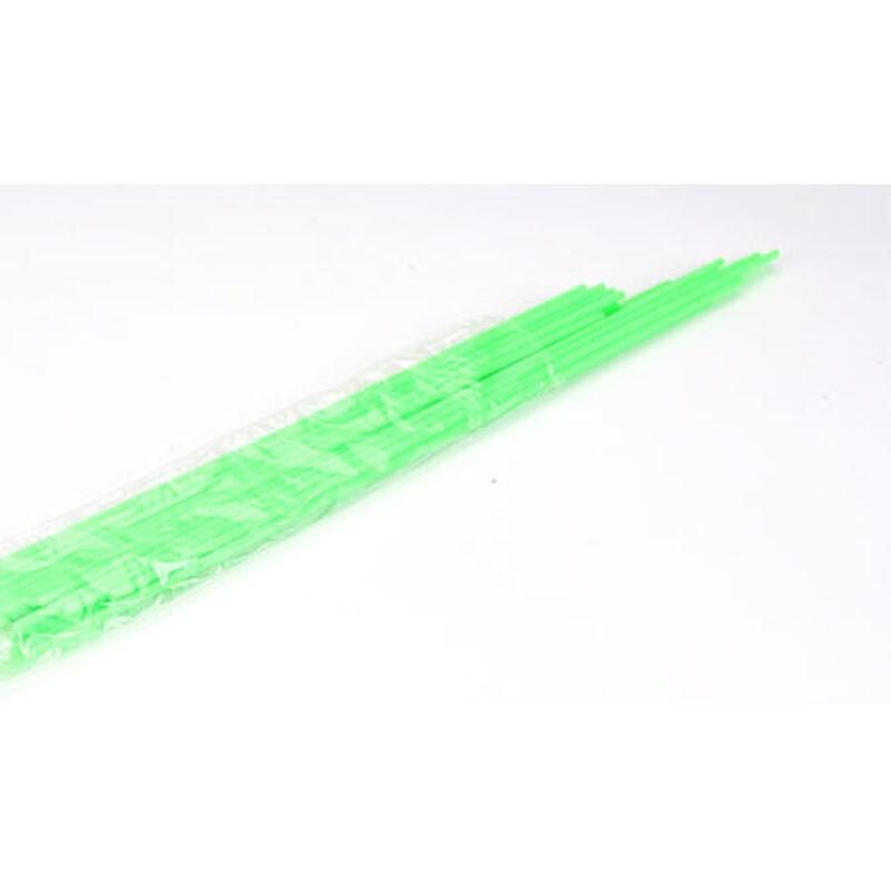 Antenna Tubes, Neon Green (24)