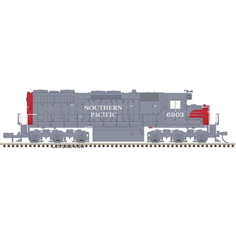 HO SD35 w DCC & Sound SP #6908