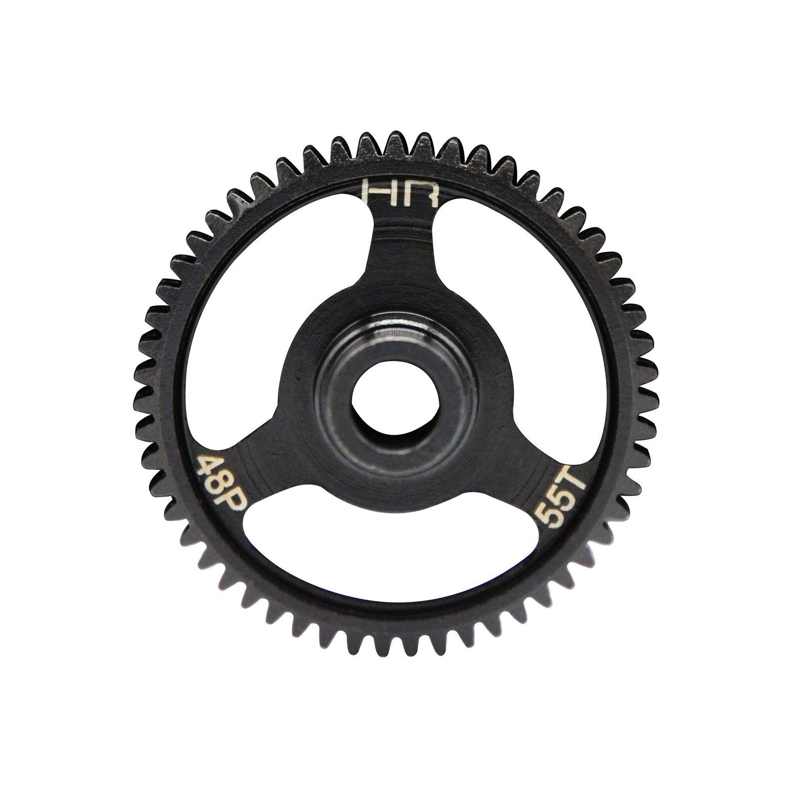Steel Spur Gear 55T 48P: 4Tec2