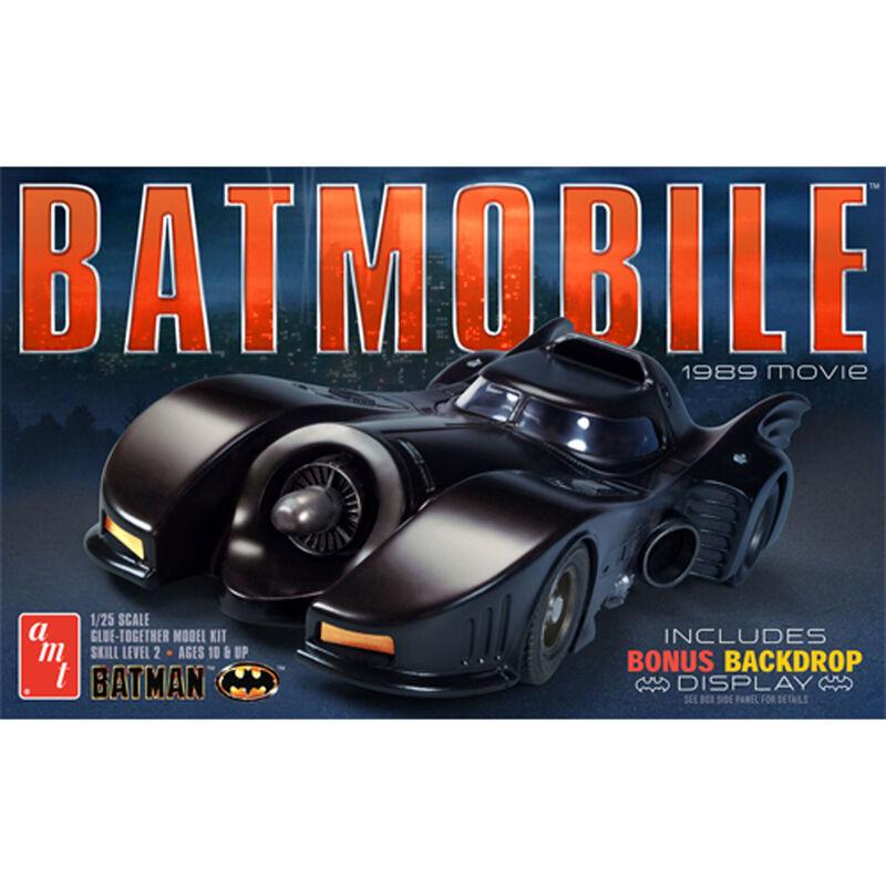 1 25  1989 Batmobile