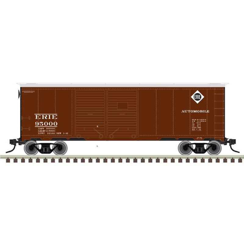 O 1937 AAR Double Door Box ERIE (2R)