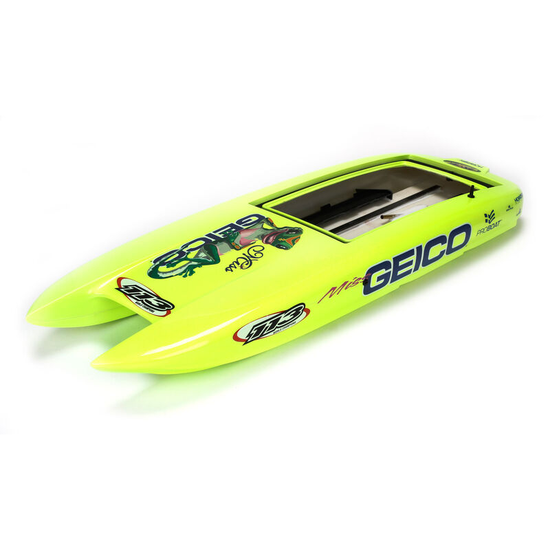 Hull and Decal: Miss Geico 29 V3