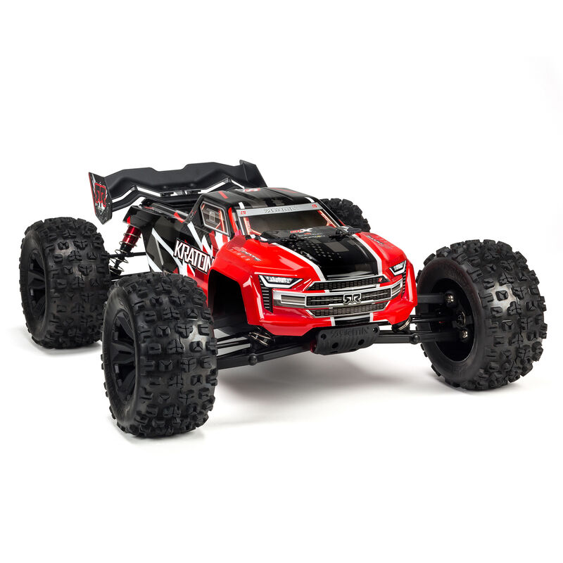 1/8 KRATON 6S BLX 4WD Brushless Speed Monster Truck with Spektrum RTR