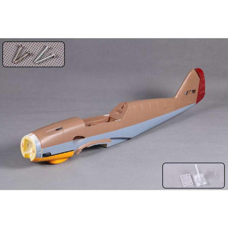 Fuselage Brown  BF109 1400mm
