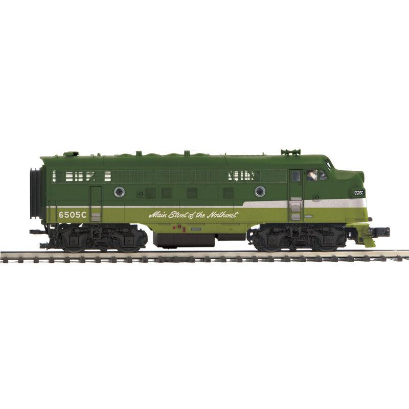 O Hi-Rail F3A w PS3 NP #6505C