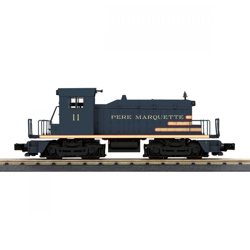 O-27 SW-1 Switcher with PS3 PM #11